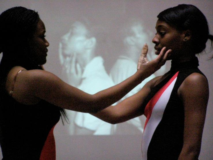 """Posing Beauty"" at the Newark Museum (2011)"